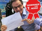 Manfred Wyssen, Inhaber der Garage St. Christophe.