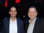 Marc Kessler, CEO von Quality1, mit Olivier Maeder vom AGVS.